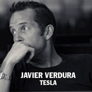 Javier Verdura | Director of Product Design, Tesla Motors